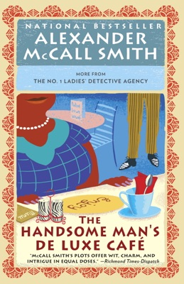 The Handsome Man's De Luxe Café - Alexander McCall Smith pdf download