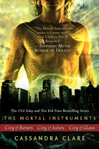Cassandra Clare: The Mortal Instrument Series (3 books) - Cassandra Clare pdf download