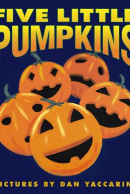 Five Little Pumpkins - Public Domain