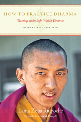 How To Practice Dharma: Teachings on the Eight Worldly Dharmas - Lama Zopa Rinpoche