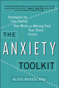 The Anxiety Toolkit - Alice Boyes, Ph.D pdf download