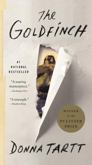 The Goldfinch - Donna Tartt pdf download