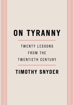 On Tyranny - Timothy Snyder pdf download