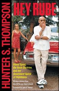 Hey Rube - Hunter S. Thompson pdf download