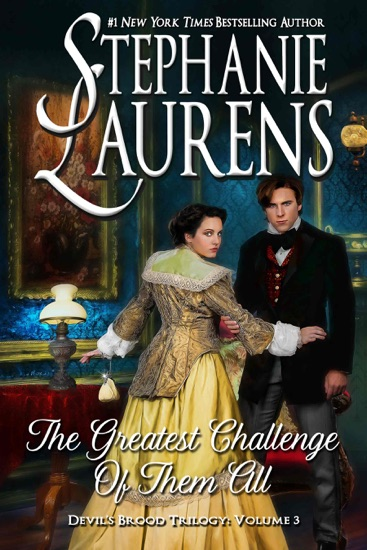 The greatest challenge of them all - Stephanie Laurens pdf download
