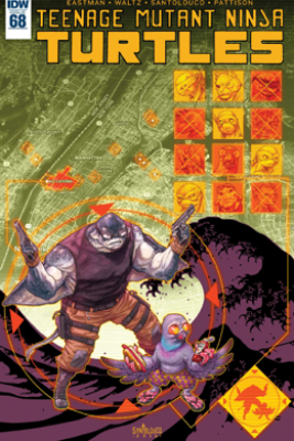 Teenage Mutant Ninja Turtles #68 - Tom Waltz