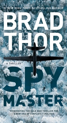 Spymaster - Brad Thor pdf download
