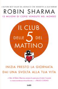Il Club delle 5 del mattino - Robin S. Sharma pdf download
