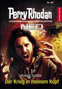 Perry Rhodan Neo 209: Der Krieg in meinem Kopf - Rüdiger Schäfer pdf download