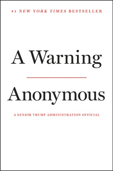 A Warning by Anonymous PDF Download