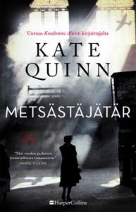 Metsästäjätär - Kate Quinn pdf download