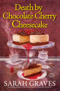 Death by Chocolate Cherry Cheesecake - Sarah Graves pdf download