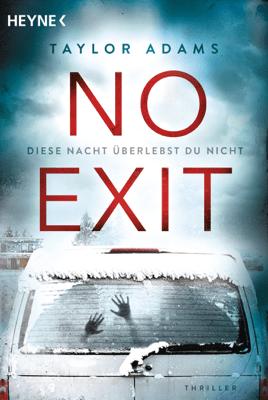 No Exit - Taylor Adams pdf download