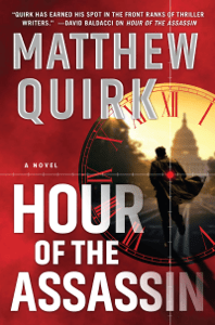 Hour of the Assassin - Matthew Quirk pdf download