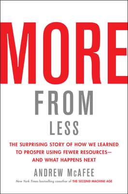 More from Less - Andrew McAfee pdf download