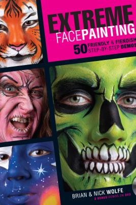 Extreme Face Painting - Brian Wolfe