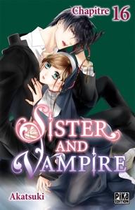 Sister and Vampire chapitre 16 - Akatsuki pdf download