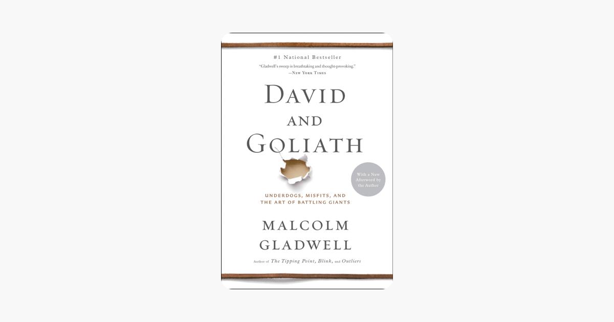 David and Goliath on Apple Books