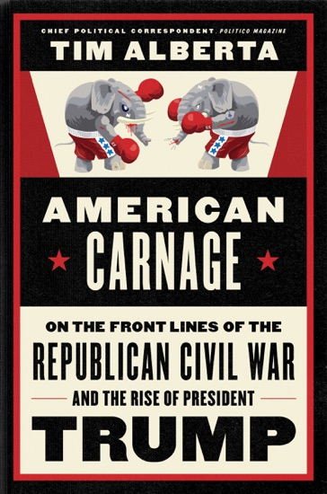 American Carnage by Tim Alberta pdf download