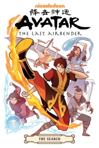 Avatar: The Last Airbender--The Search Omnibus - Gene Luen Yang & Gurihiru pdf download