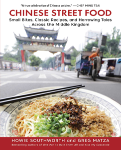 Chinese Street Food - Howie Southworth & Greg Matza pdf download