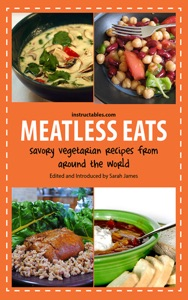 Meatless Eats - Instructables.com & Sarah James pdf download