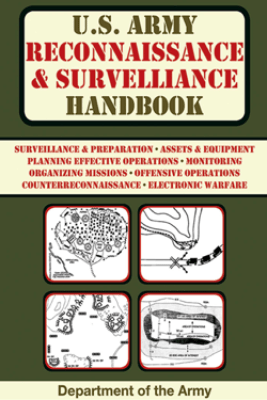 U.S. Army Reconnaissance and Surveillance Handbook - Department of the Army