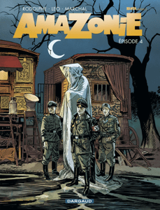 Amazonie - Tome 4 - Marchal Bertrand, Rodolphe & Léo pdf download