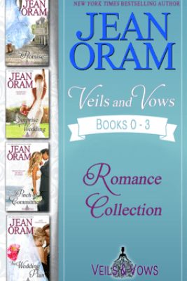 Veils and Vows Romance Collection (Books 0-3) - Jean Oram