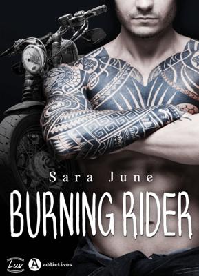 Burning Rider - Sara June pdf download