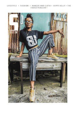 Serenity Magazine - Antione Jones