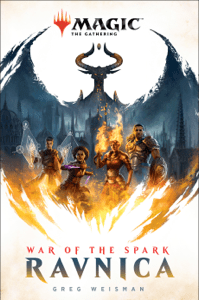 War of the Spark: Ravnica (Magic: The Gathering) - Greg Weisman pdf download