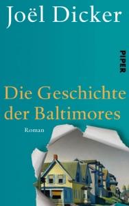 Die Geschichte der Baltimores - Joël Dicker, Andrea Alvermann & Brigitte Große pdf download