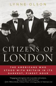 Citizens of London - Lynne Olson pdf download