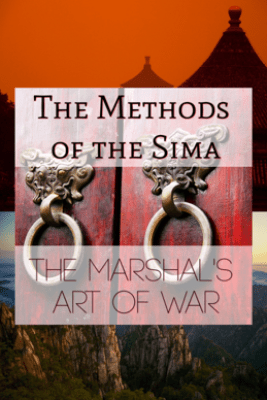 The Methods of the Sima - Sima Rangju