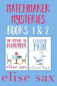 Matchmaker Mysteries Books 1 & 2 - Elise Sax pdf download