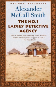 The No. 1 Ladies' Detective Agency - Alexander McCall Smith pdf download