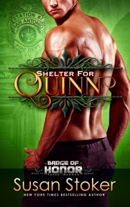 Shelter for Quinn - Susan Stoker pdf download