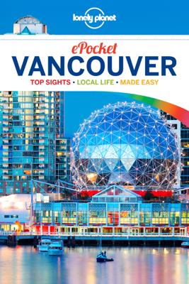 Pocket Vancouver Travel Guide - Lonely Planet