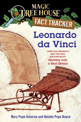 Leonardo da Vinci - Mary Pope Osborne, Natalie Pope Boyce & Sal Murdocca