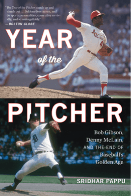 The Year of the Pitcher - Sridhar Pappu