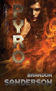 Pyro - Brandon Sanderson pdf download