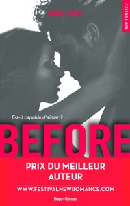 Before Saison 1 - Prix du meilleur auteur Festival New Romance 2016 - Anna Todd pdf download