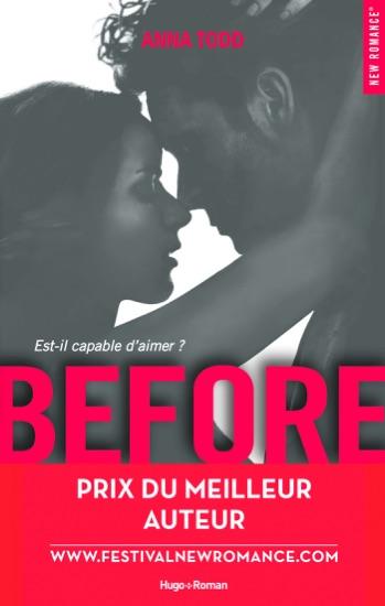 Before Saison 1 - Prix du meilleur auteur Festival New Romance 2016 by Anna Todd PDF Download