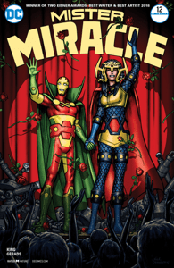 Mister Miracle (2017-) #12 - Tom King & Mitch Gerads pdf download
