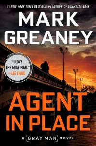 Agent in Place - Mark Greaney pdf download