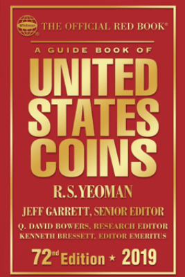 A Guide Book of United States Coins 2019 - R.S. Yeoman & Jeff Garrett