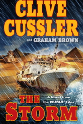 The Storm - Clive Cussler & Graham Brown