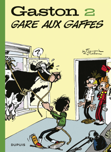 Gaston (Edition 2018) - tome 2 - Gare aux gaffes - Franquin pdf download