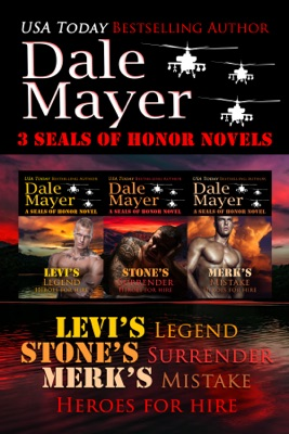 Heroes for Hire: Books 1-3 - Dale Mayer pdf download